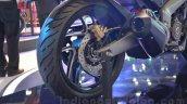 Bajaj Pulsar CS400 rear wheel