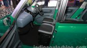 Bajaj RE60 Auto Expo 2014 front seat