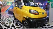 Bajaj RE60 Auto Expo 2014 front yellow
