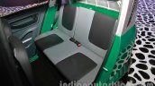 Bajaj RE60 Auto Expo 2014 rear seat