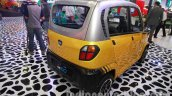 Bajaj RE60 Auto Expo 2014 rear yellow