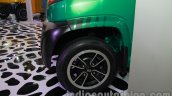 Bajaj RE60 Auto Expo 2014 wheel