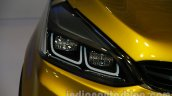 Chevrolet Adra Concept Headlamp at Auto Expo 2014