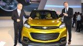 Chevrolet Adra front live