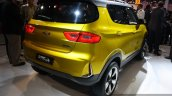 Chevrolet Adra rear three quarter live