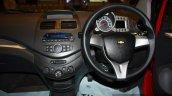 Chevrolet Beat facelift dashboard