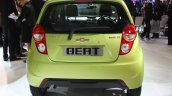 Chevrolet Beat facelift rear live