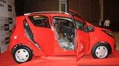 Chevrolet Beat facelift side profile