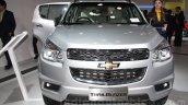 Chevrolet TrailBlazer front live