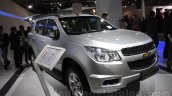 Chevrolet TrailBlazer front three quarter live