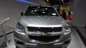 Chevrolet TrailBlazer nose live