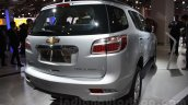 Chevrolet TrailBlazer rear three quarter live