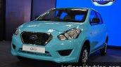 Datsun Go production begins in Chennai