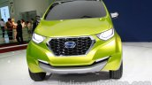 Datsun Redi-Go front view at Auto Expo 2014