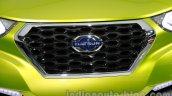 Datsun Redi-Go grllle at Auto Expo 2014