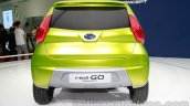 Datsun Redi-Go rear at Auto Expo 2014