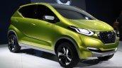 Datsun redi-GO concept front three quarter live