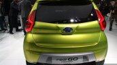 Datsun redi-GO concept rear live