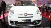 Fiat 500 Abarth front fascia at Auto Expo 2014