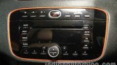 Fiat Avventura audio controls