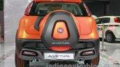 Fiat Avventura rear fascia