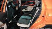 Fiat Avventura rear seat legroom