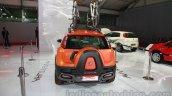 Fiat Avventura rear view