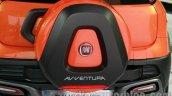 Fiat Avventura spare wheel