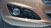 Ford Fiesta Facelift at Auto Expo 2014 foglight