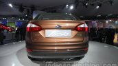 Ford Fiesta Facelift at Auto Expo 2014 rear 2