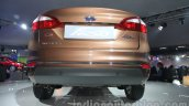 Ford Fiesta Facelift at Auto Expo 2014 rear