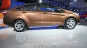 Ford Fiesta Facelift at Auto Expo 2014 side 2