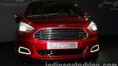 Ford Figo Concept Sedan Launch Images grille