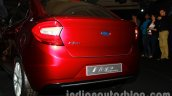 Ford Figo Concept Sedan Launch Images rear quarter