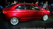 Ford Figo Concept Sedan Launch Images side 3