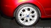 Ford Figo Concept Sedan Launch Images wheel