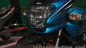 Hero Passion Pro TR at Auto Expo 2014 headlights