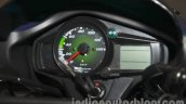 Hero Passion Pro TR at Auto Expo 2014 instrument cluster