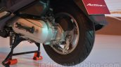 Honda Activa 125 Auto Expo 2014 rear wheel