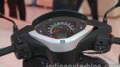 Honda Activa 125 instrument console at Auto Expo 2014