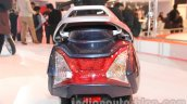 Honda Activa 125 taillamp at Auto Expo 2014
