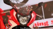 Honda CBR650F headlamp at Auto Expo 2014