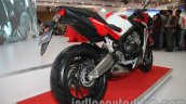 Honda CBR650F rear three quarters at Auto Expo 2014