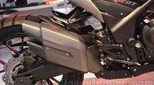 Honda CX-01 Concept Auto Expo 2014 exhaust
