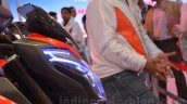 Honda CX-01 Concept Auto Expo 2014 headlight