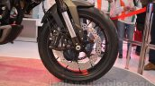 Honda CX-01 Concept Auto Expo 2014 front wheel