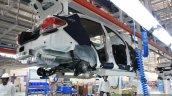 Honda Cars India Tapukara Plant Amaze body rear live
