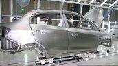 Honda Cars India Tapukara Plant body-in-white rolling live