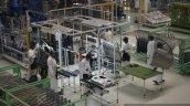 Honda Cars India Tapukara Plant door hemming detail live