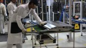 Honda Cars India Tapukara Plant door panel hemming live